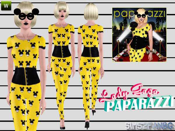 Paparazzi by Sims2fanbg