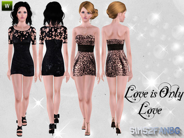 Love is Only Love by Sims2fanbg