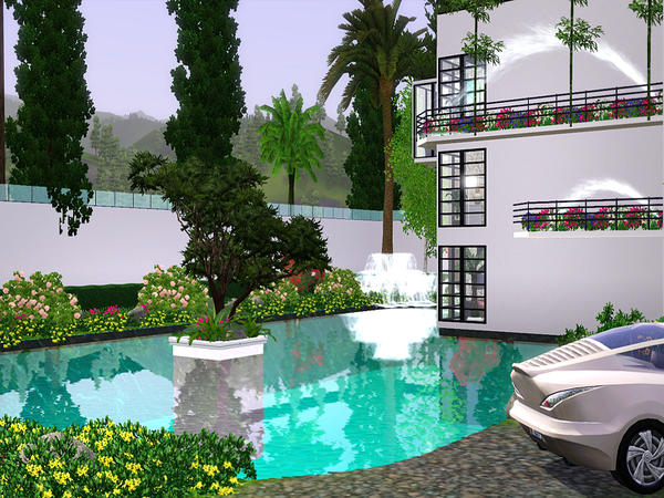Design Home 21 by Pralinesims