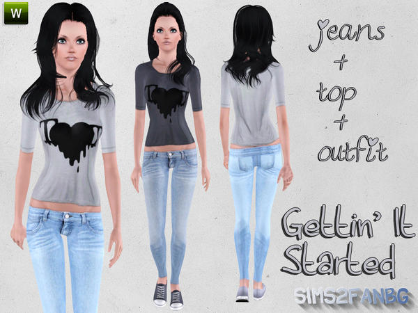 Gettin' It Started by Sims2fanbg