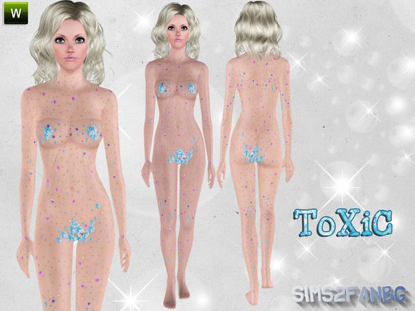 Toxic by Sims2fanbg