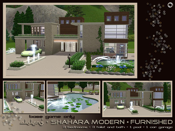 Shahara Modern Home - furnished by Aloleng
