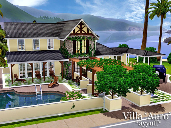 Villa Auro Furnished by Ayyuff