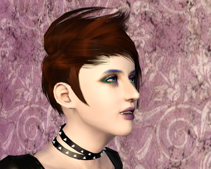 Default Replacement Textures - Frightful Hair Store Set by Aikea Guinea