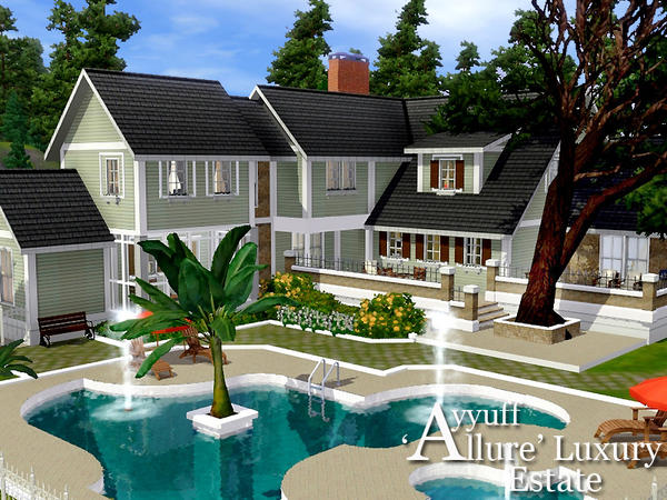 Allure Luxury Estate by  Ayyuff