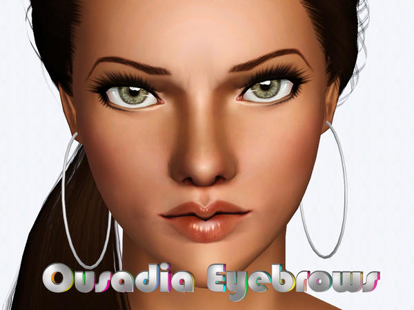 Ousadia Eyebrows by julianafraga29