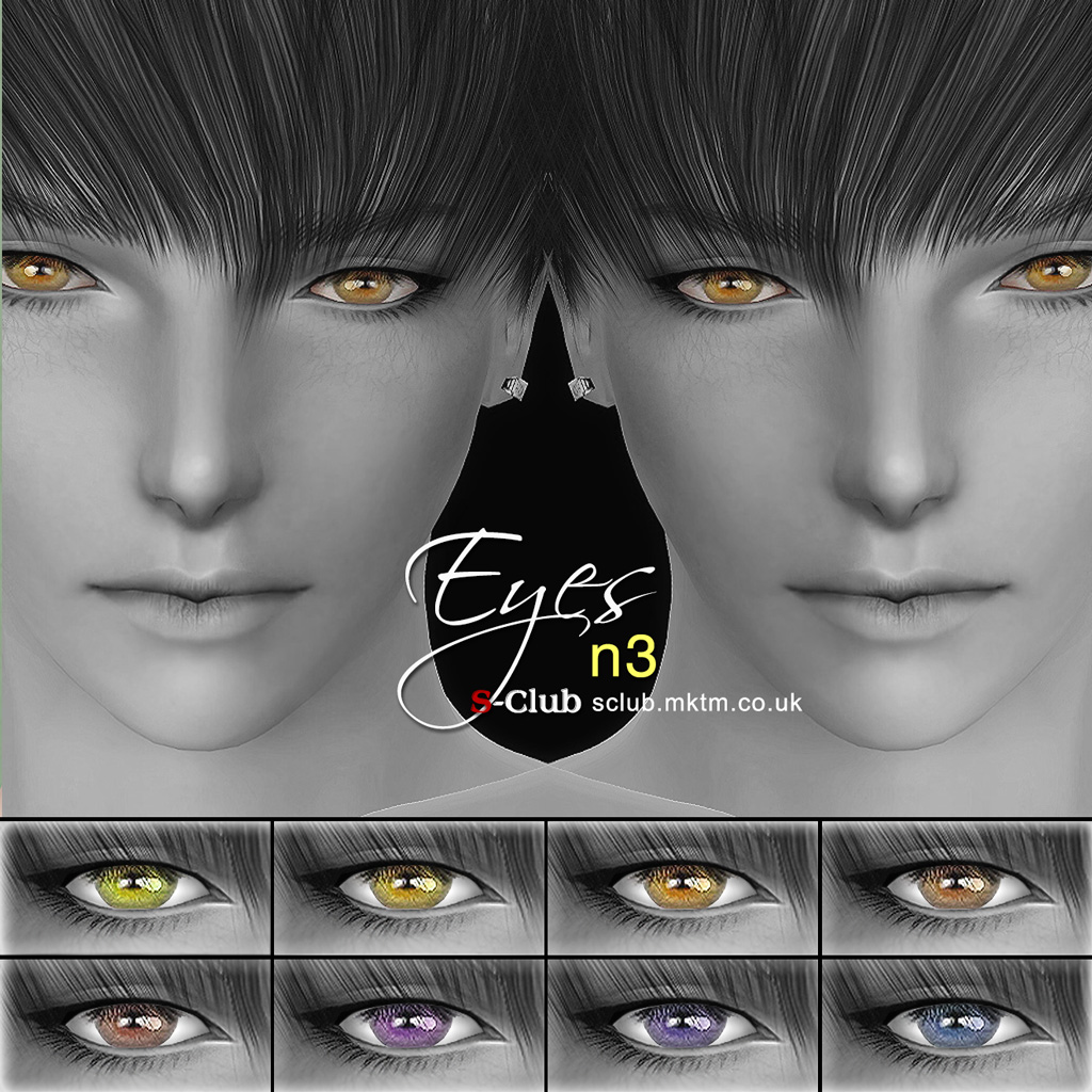 Eyes N3 by S-Club