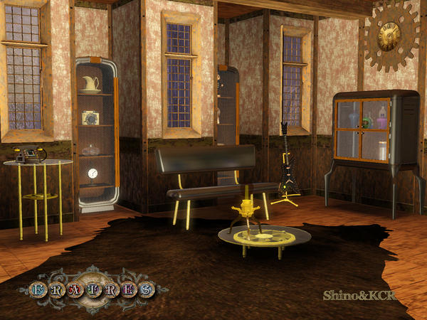 Fratres - Steampunk Living by Shino&KCR