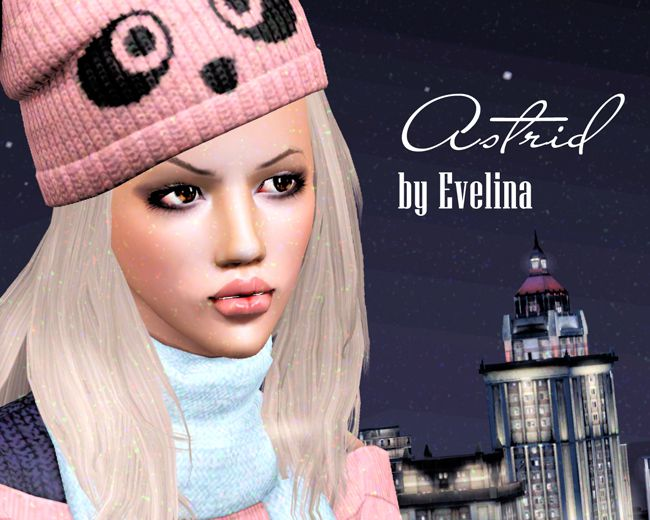 Astrid by Evelina