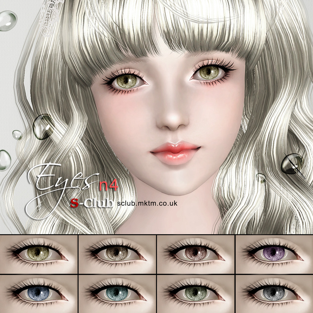 Eyes N4 by S-Club