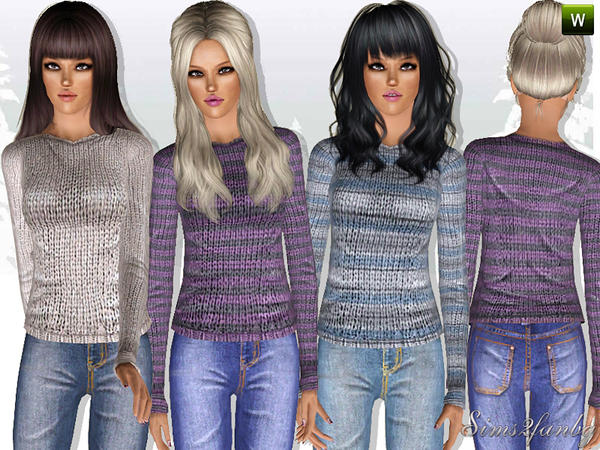 292 - Outdoor casual set by sims2fanbg