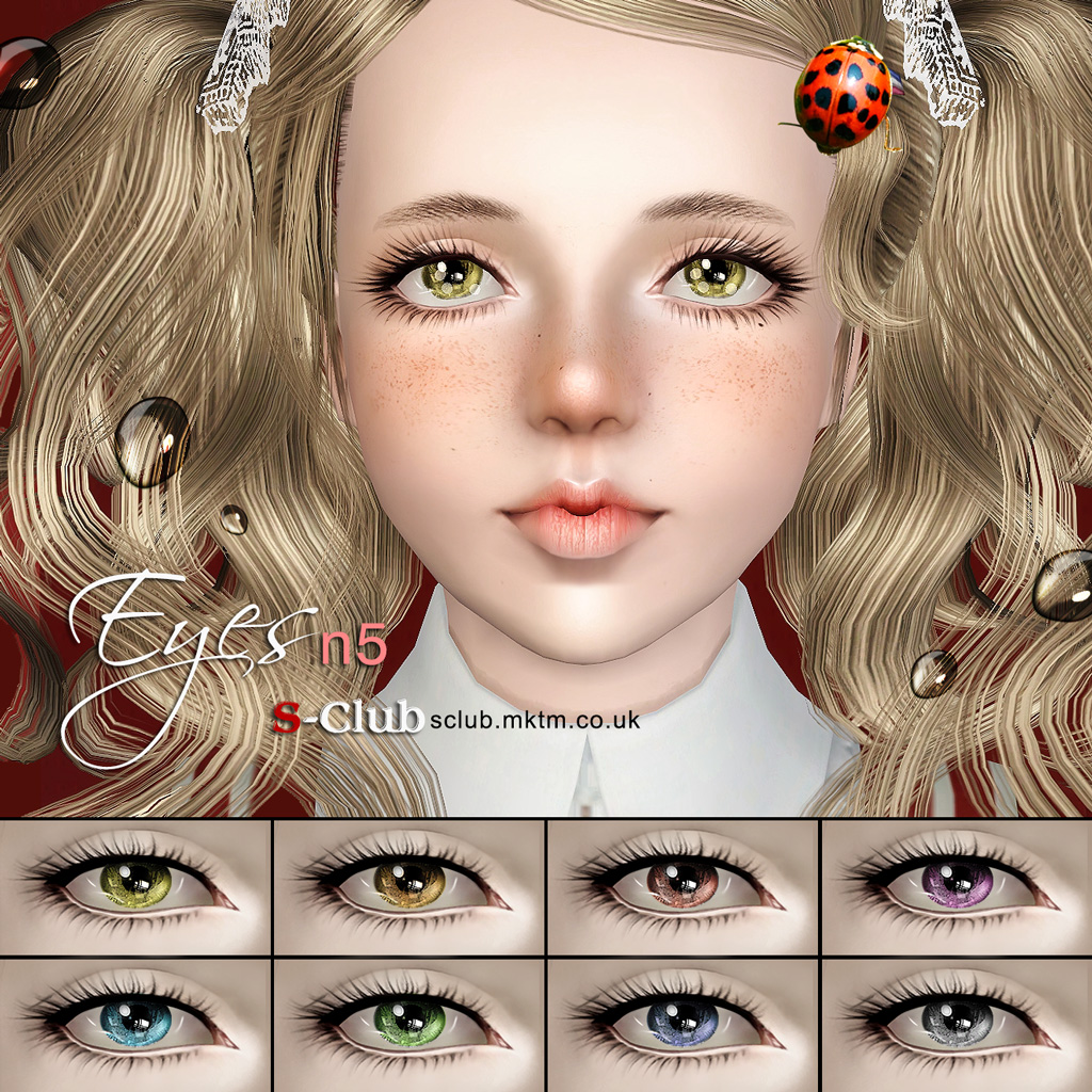 Eyes N5 by S-Club