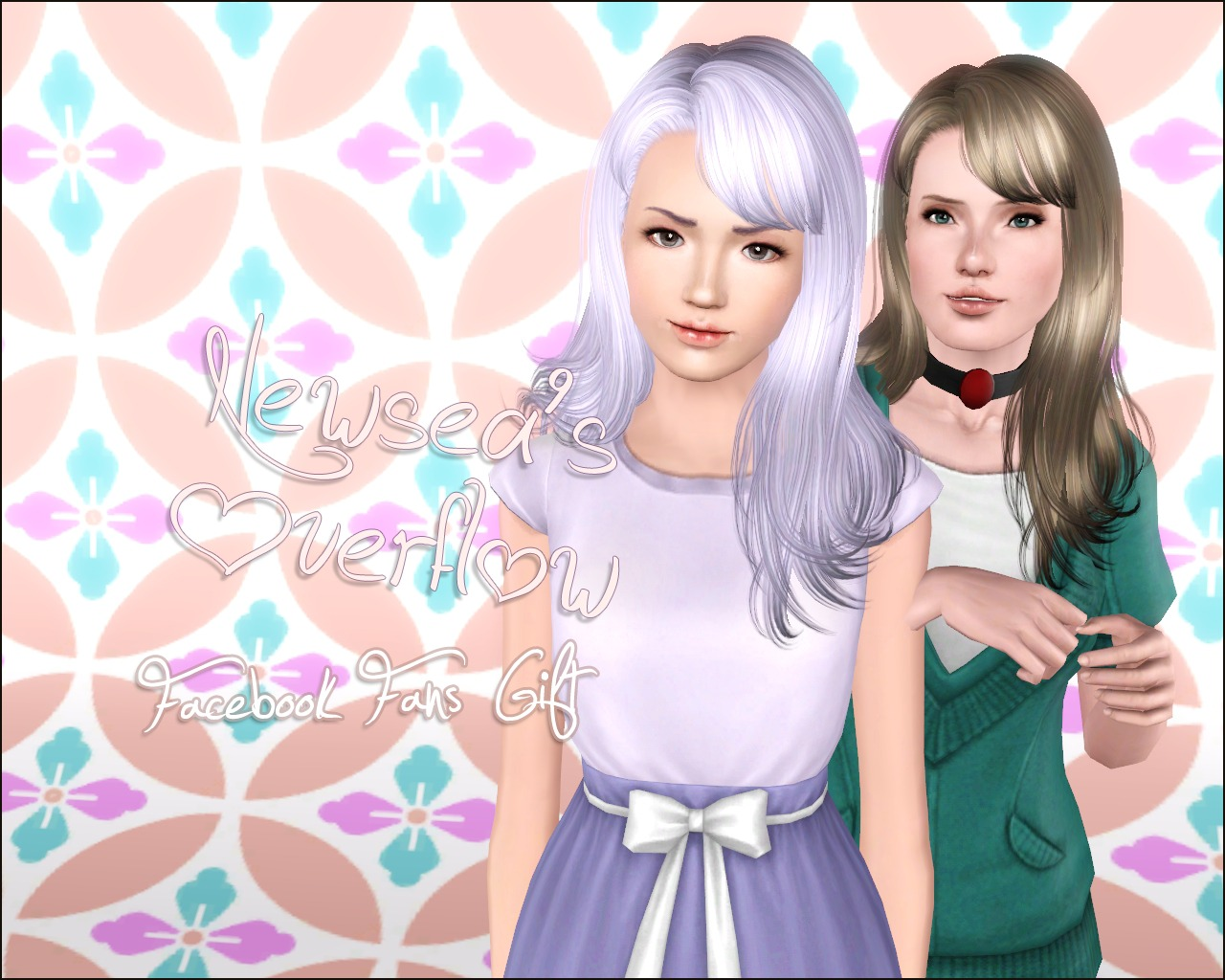 [FB Exclusive!] Newseas Overflow - Retextured for Teens to Elder by Eternila