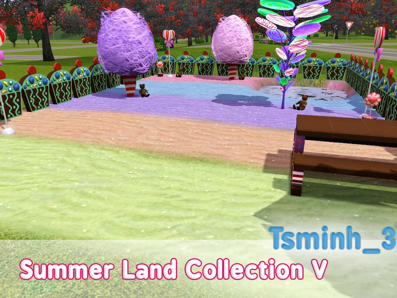 Summer Land Collection V by tsminh_3