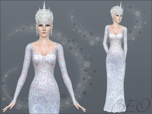 The Snow Queen by beo2010