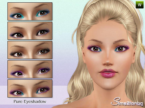 Pure eyeshadow 1 by sims2fanbg