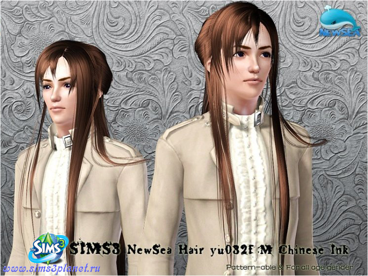 Newsea Chineseink Male Hairstyle