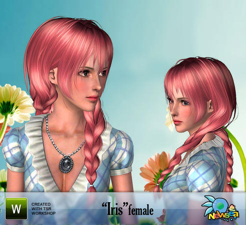 Newsea Iris Female Hairstyle