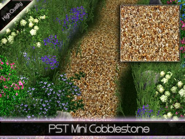 PST Mini Cobblestone by Pralinesims