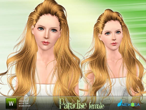 Newsea Paradise Female Hairstyle (all ages)