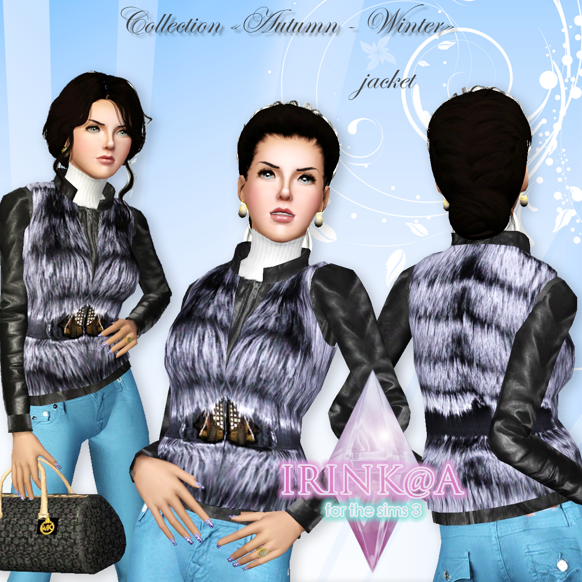 Collection Autumn - Winter by Irinka