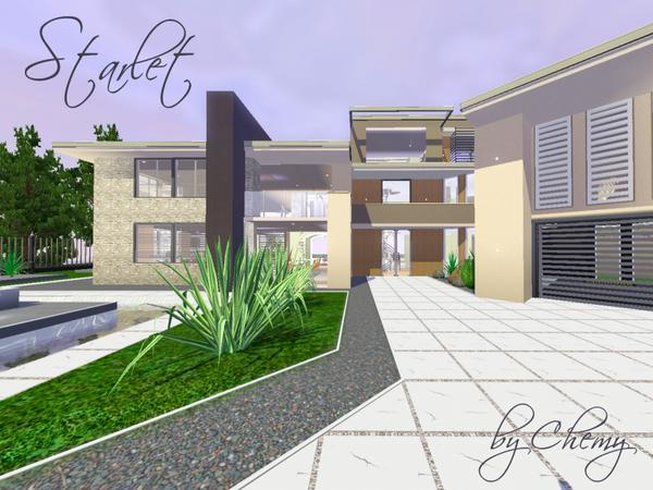 Starlet Modern Living by chemy