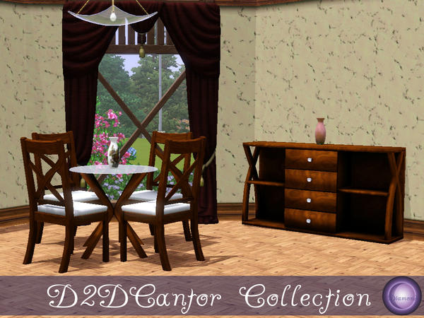The Cantor Collection by D2Diamond