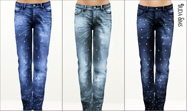 Jeans 02 by Irida