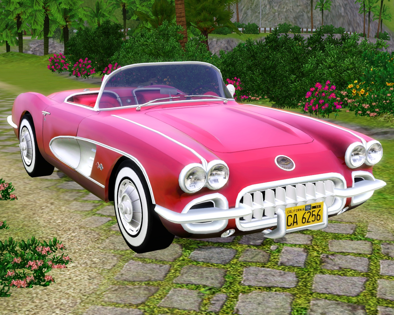 1960 Chevrolet Corvette by Fresh-Prince