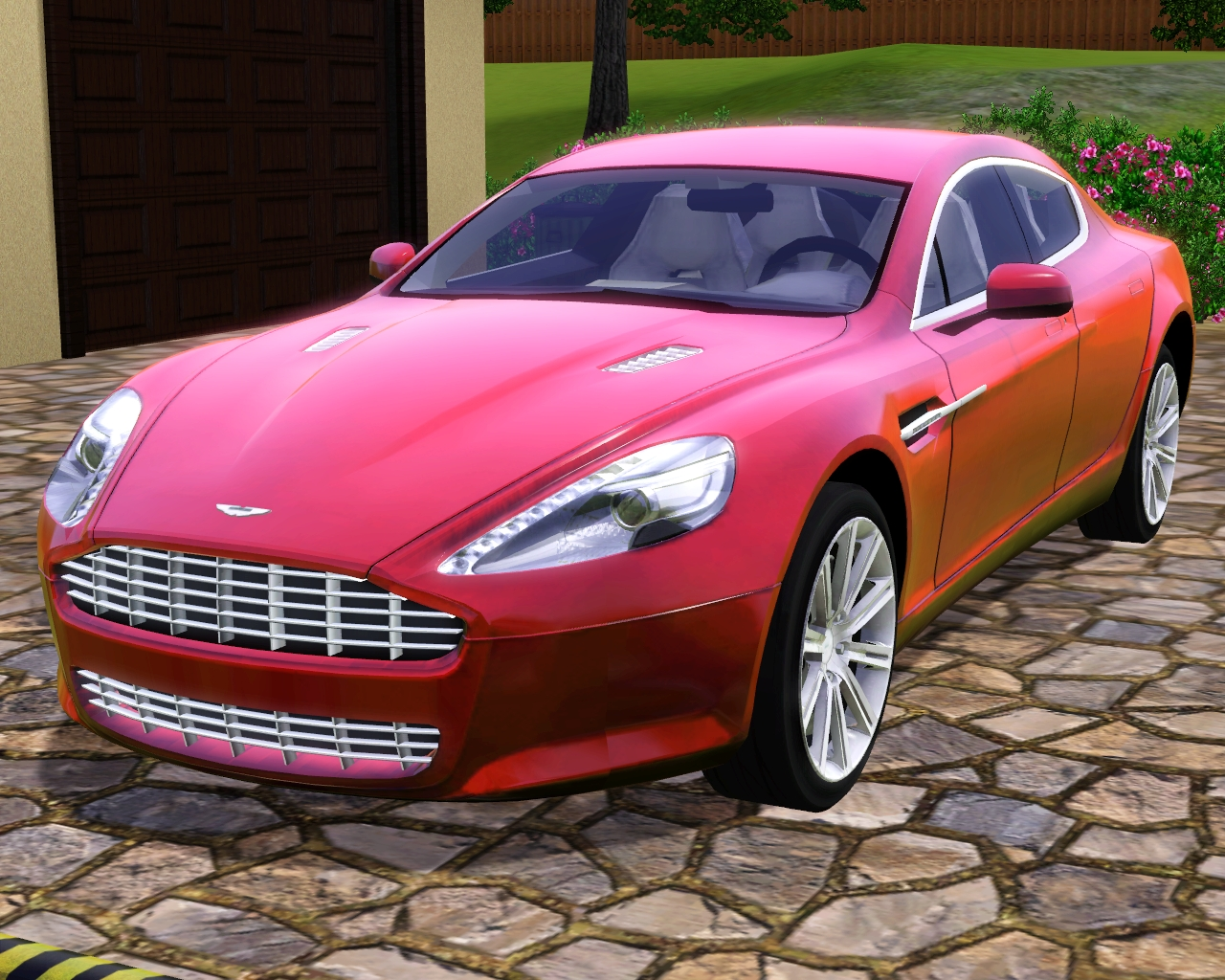 2011 Aston Martin Rapide by Fresh-Prince