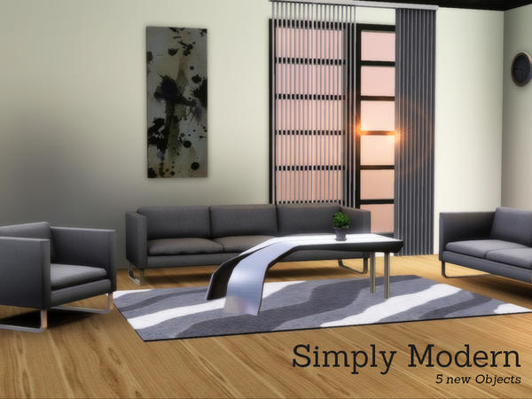 Simply Modern by Angela