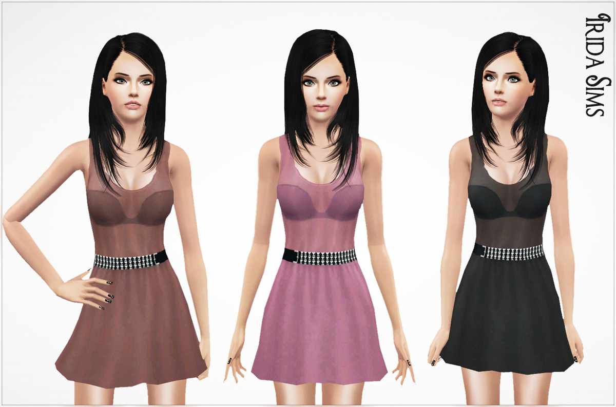 Veronica dress by Irida