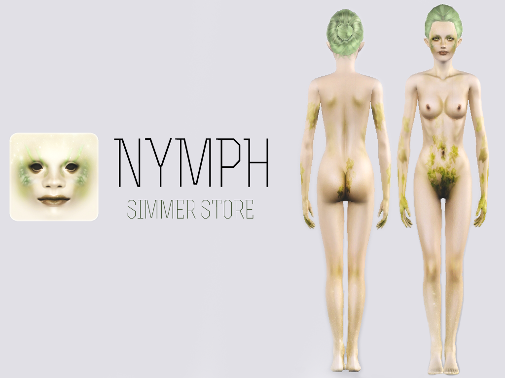 Nymph Skin by simmer store