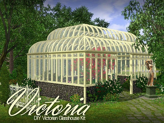 'Victoria' Greenhouse by Apple