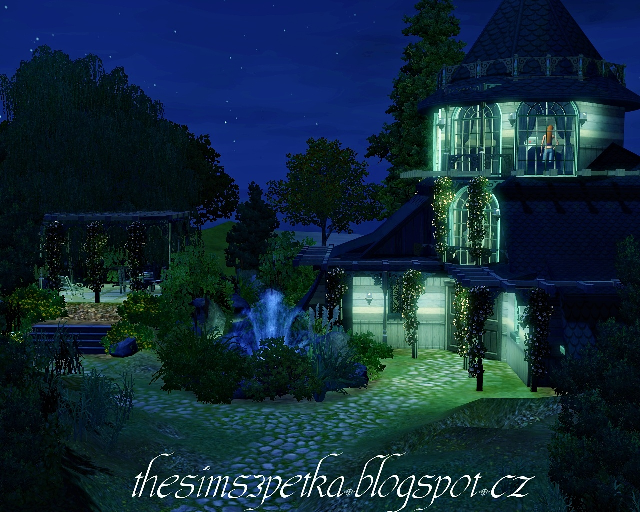 Sommeil Foret - house by Petka
