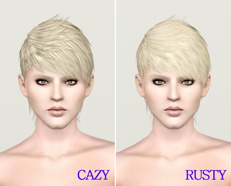Cazy Demonic Retextures by Rusty Nail