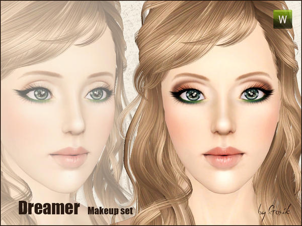 Dreamer makeup set by Gosik