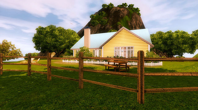 Summer Cottage by Dilan