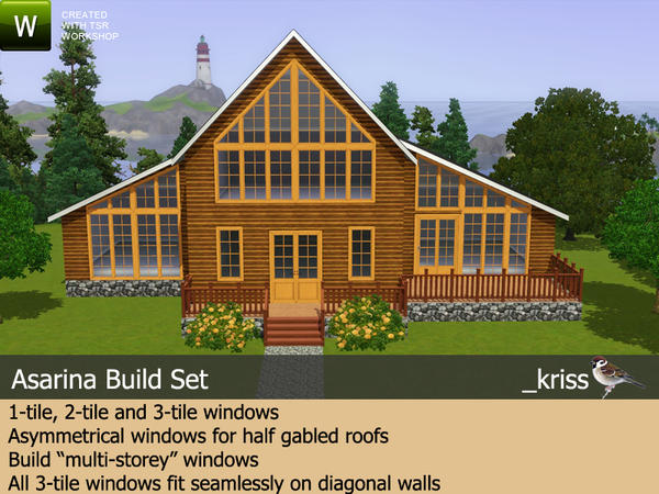 Asarina Build Set by Kriss