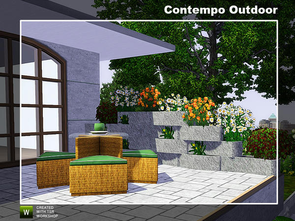 Contempo Outdoor by Angela