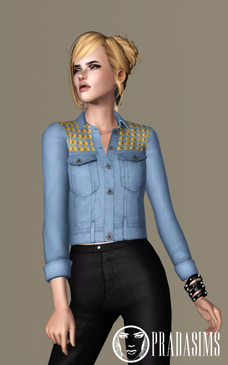 Jeans Set by Prada Sims