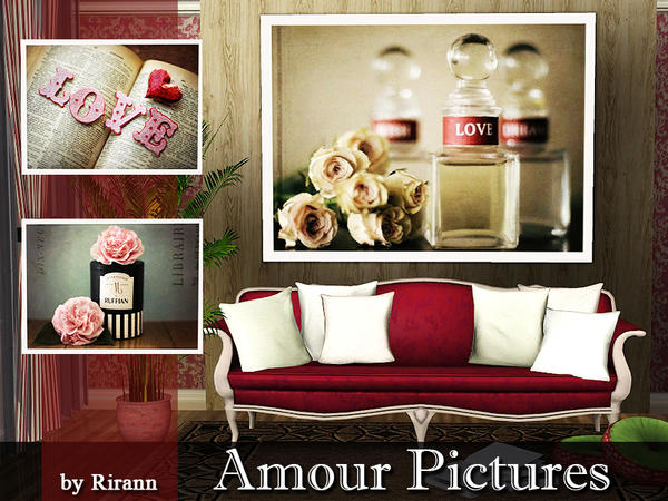 Amour Pictures by Rirann