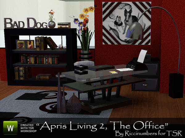 Apris Living 2 The Office by Riccinumbers
