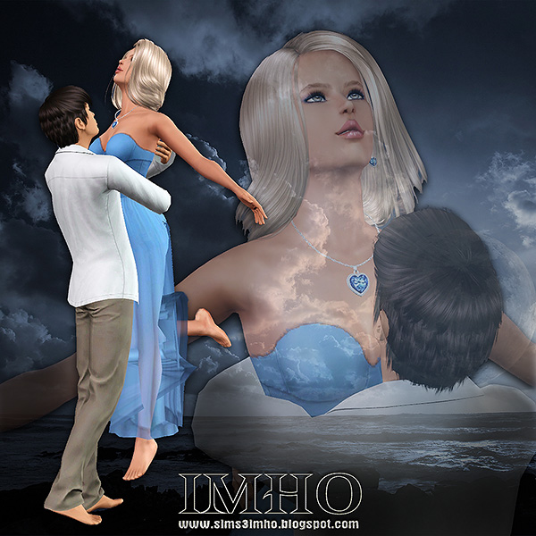18 Poses Titanic. Heart of the Ocean by IMHO