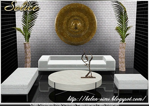 Solice Living Set by Helen