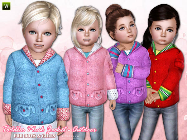 Toddler - Set 02 by lillka
