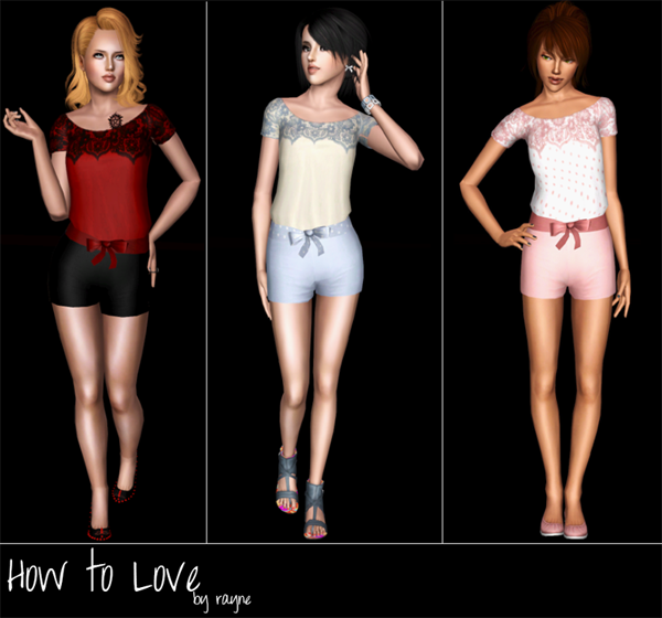 How To Love Outfit by Rayne