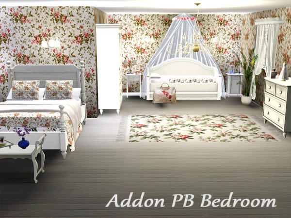 PB Bedroom Addons by Shino&KCR