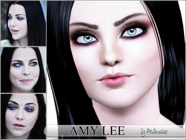 Amy Lee by Pralinesims