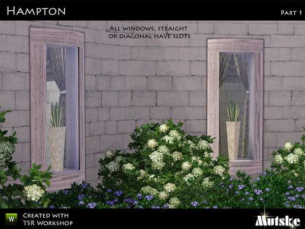Hampton Windows by mutske